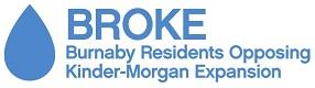 B.R.O.K.E. Logo