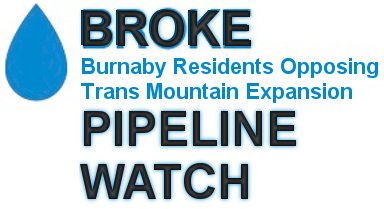 BROKE PIPELINE WATCH